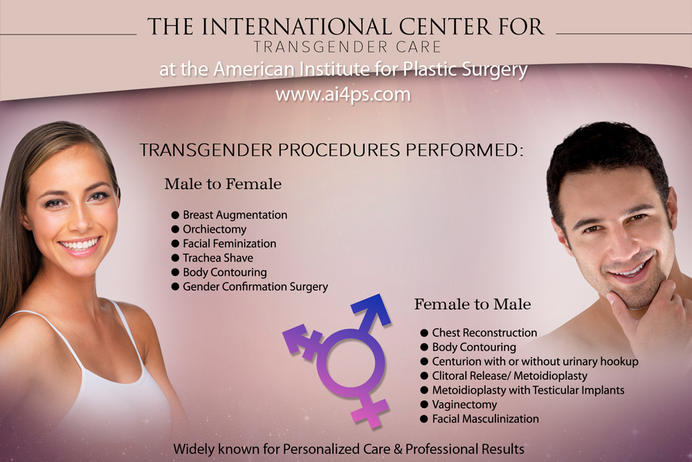 The International Center for Transgender Care